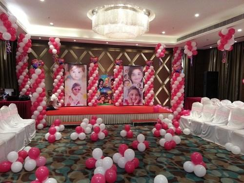 Birthday Theme Decoration In New Jagnath Plot Rajkot Elegant