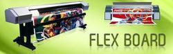 Flex Board Printing