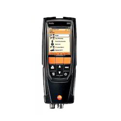 Highly Efficient Flue Gas Analyzer