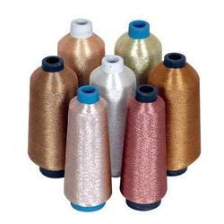 Polyester Zari Thread