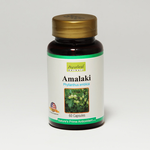 Amalaki Capsules, Packaging Type: Bottle