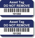 Custom Made Custom Made Security Asset Tag, Packaging Type: Standard