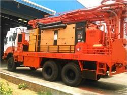 Truck Mounted Water Well Rig (Rod Handling 4.5m, 6m)