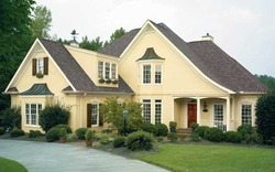 Exterior Color Painting Works