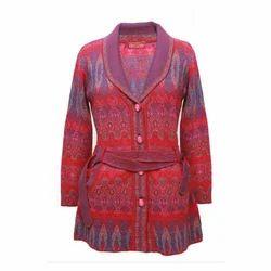 Ladies Woollen Coat