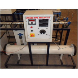 Heat Transfer Through Lagged Pipe Equipment