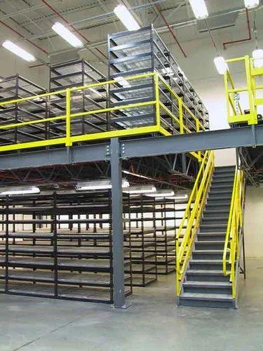 Mezzanine Storage Systems Warehouse Mezzanines