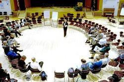 Business Conference Organizing Services
