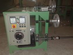 Semi-Automatic Harness Cable Wrapping Machine