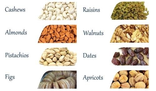 Dried Fruits and Nuts | Royal Nuts | Manufacturer, Exporter