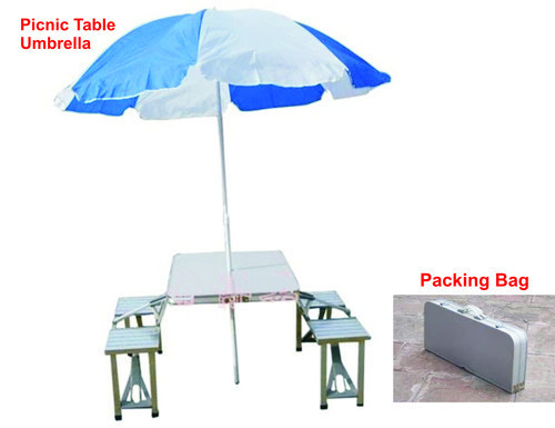 Picnic Table Aluminium Picnic Table Manufacturer From Delhi