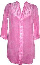 Women Tie & Dye Tunic