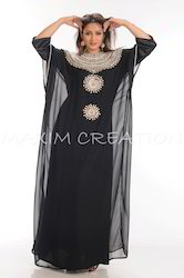 Traditional Wear Black Abaya