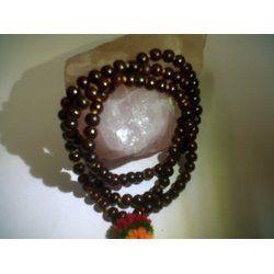 Red Sandal Beads Mala