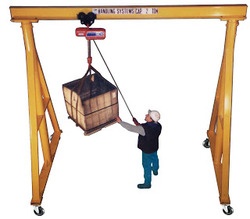 Gantry Type Cranes