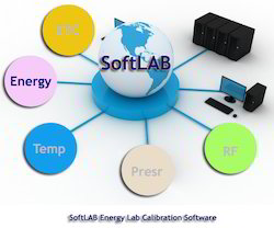 Energy Calibration Management Software
