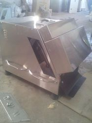 Pressing Type Roti Machine