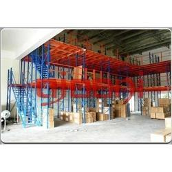 Mezzanine Floor For Warehouses