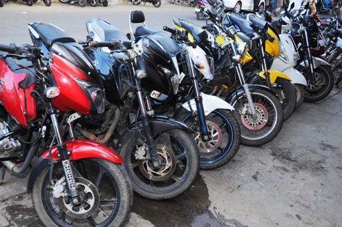 Motorcycle Rentals, Motorbike Rentals, Motorcycle Rental Service, Dirt Bike  on Rent, Dirt Bike Rental Services, Dirt Bike Rental , Ambal Two Wheelers  Rent | ID: 8475691833