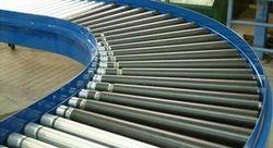 Non Powered Roller Conveyors