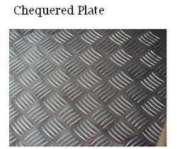 Stainless Steel Checkered Sheet Ss Checkered Sheet