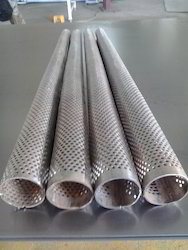 SS Perforated Pipe