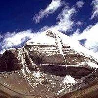 Kailash Mansarovar Om Mountain