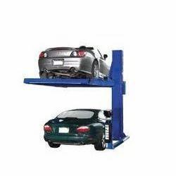 Single Pole Car Parking Single Pole Car Parking Thane Mumbai
