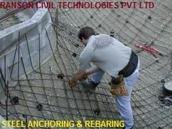 Steel Rebaring Systems