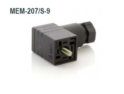 Micro DIN Connector Non Illuminated 2P E PG-7 MEM-207/S-9
