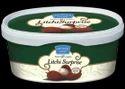 Mother Dairy Blue Berry Blast Ice Cream