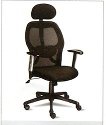 Office Chair - Back Office Chair Manufacturer from Indore