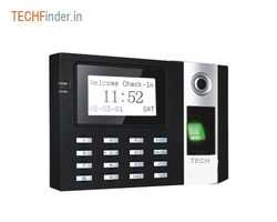Finger Print Time Attendance System Software