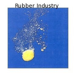 Cellulose for Rubber Industry