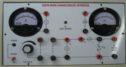 Photo Diode Characteristics Apparatus