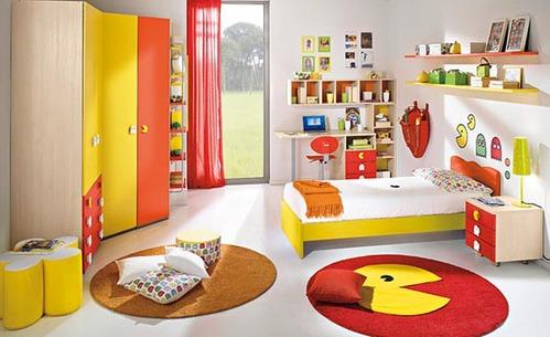 Kids Room Interior Designing