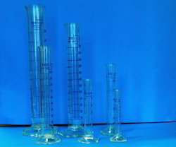 Glass Laboratory Cylinders