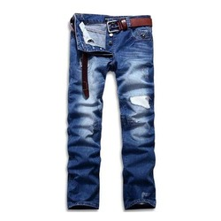 Mens Jeans - Bootcut Mens Jeans Exporter from Moradabad