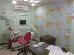 Fully Electronic And Sterile Dental Chair And Equipments