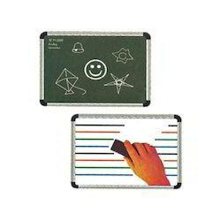 Magnetic Green Chalk/ White Board