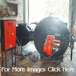 Oil Fired Hot Air Generators
