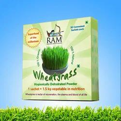 Wheat grass juice sperm mobility