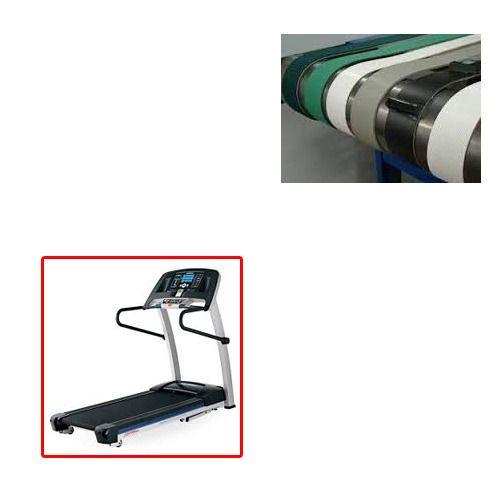 Star Trac Treadmill Youtube: Conveyor Belt For Treadmill At Rs 1000 /meter(s