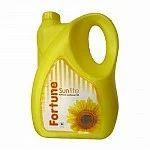 Fortune Sunlite Refined Sunflower Oil (5 ltr)