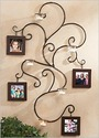 Metal Wall Hanging Photo Frame