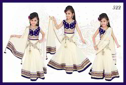 Girls Lehenga Saree