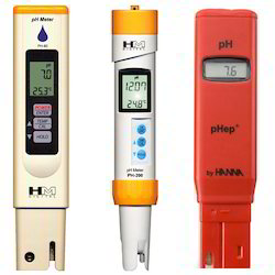Pocket pH Tester