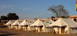 Accomodation Tent Rental Services