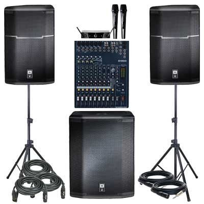Pa System Outdoor Pa System Wholesale Trader From Hyderabad