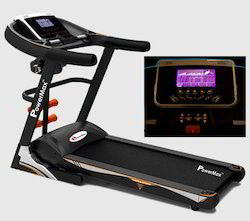 Touch Key Motorized Treadmill